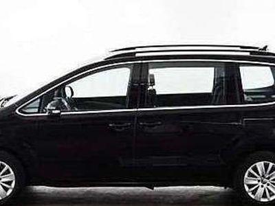 gebraucht VW Sharan 2.0 TDI DPF Life Kombi / Family Van