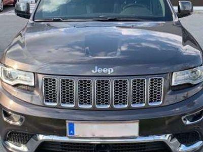gebraucht Jeep Grand Cherokee 3,0 V6 Summit - Vollaustattung SUV /