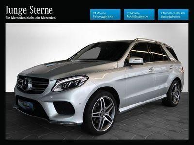 gebraucht Mercedes GLE350 d 4Matic Aut. Austria Edition *AMG-Line*Airmatic*Comand-Navi*Keyless-Go*u.v.m.*