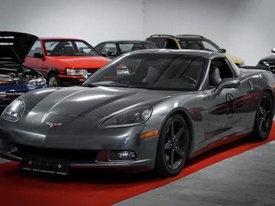 gebraucht Corvette C6 Handschaltung Sportwagen / Coupé,