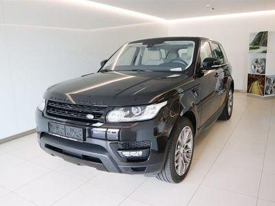 gebraucht Land Rover Range Rover Sport 3,0 SDV6 HSE Dynamik-Paket