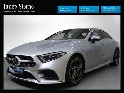 gebraucht Mercedes CLS300 D COUPÉ