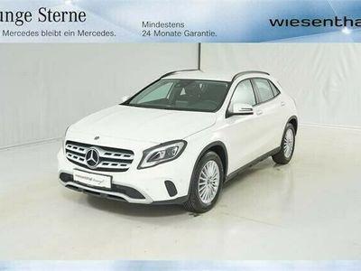 gebraucht Mercedes GLA180 d