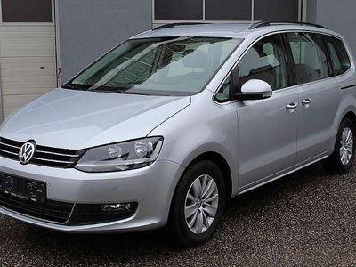 gebraucht VW Sharan Comfortline SCR 2,0 TDI DSG 4Motion Kombi / Family Van