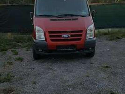 gebraucht Ford Transit 350 M TDCi DPF Basis