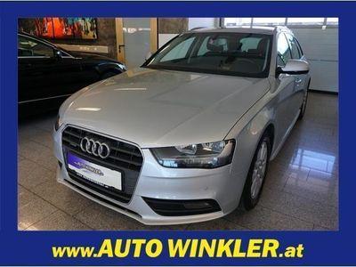 gebraucht Audi A4 Avant 2,0TDI quattro Navi PDC