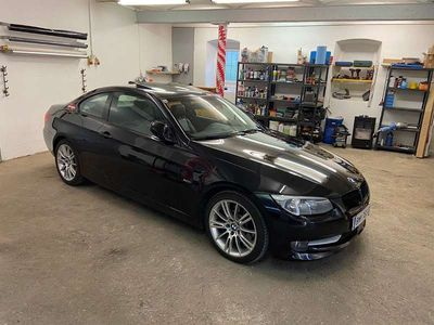 gebraucht BMW 330 3er-Reihe xd E92 N57 Sportwagen / Coupé