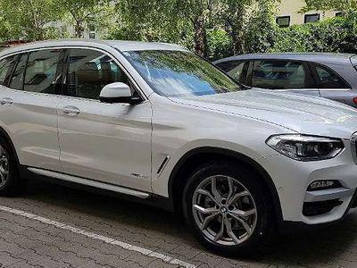 gebraucht BMW X3 XDRIVE20i G01 B48 RHD SUV / Geländewagen