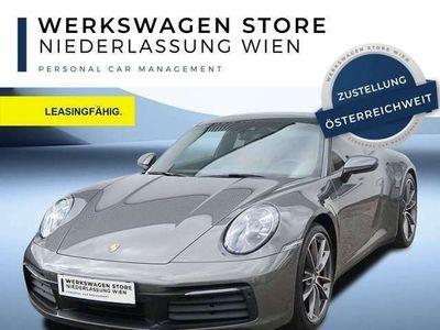 gebraucht Porsche 911 Carrera 4S 992 Coupe PDK Glasdach Sportpaket Navi