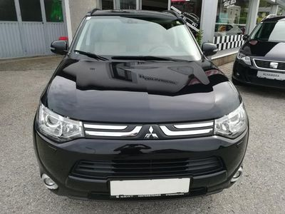 gebraucht Mitsubishi Outlander 2,2 DI-D AS&G Instyle