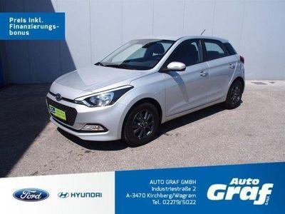 gebraucht Hyundai i20 1,25 Start!