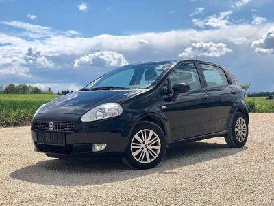 gebraucht Fiat Grande Punto 1,9 JTD Multijet 120 Emotion, 34,--/Monat