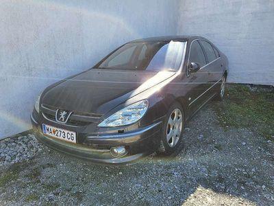 gebraucht Peugeot 607 2.7 HDi V6 bi-turbo facelift Limousine