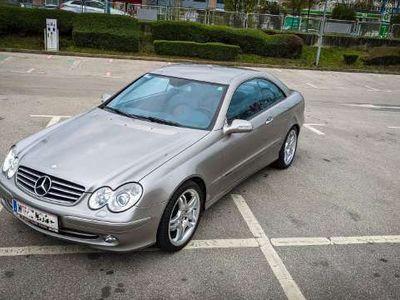 gebraucht Mercedes CLK270 Avantgarde CDI