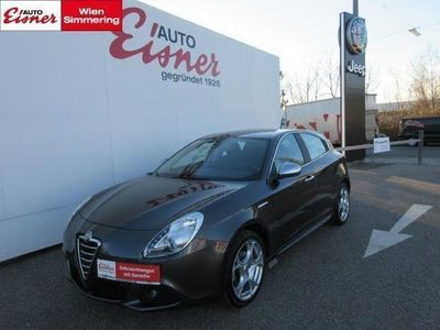 gebraucht Alfa Romeo Giulietta 1,4 TB Super Edizione Limousine