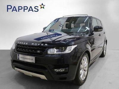 gebraucht Land Rover Range Rover Sport 3,0 SDV6/Hybrid HSE Dynamic