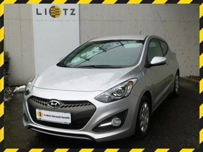 used Hyundai i30 1,4 CVVT Europe plus
