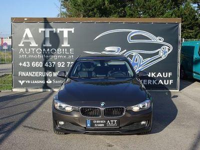 gebraucht BMW 316 d Limo NAVI/KLIMA/PDC VORNE & HINTEN