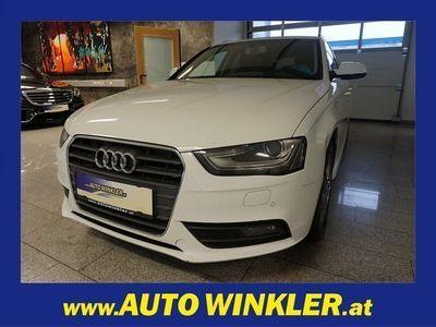 gebraucht Audi A4 Avant 2,0TDI Style Xenon/Soundsystem