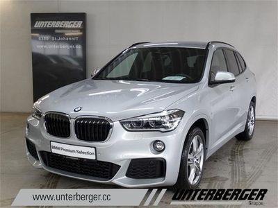 brugt BMW X1 xDrive18d M Sport Aut. SUV / Geländewagen,