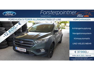 gebraucht Ford Kuga 2,0 TDCi ST-Line Start/Stop Powershift Aut. AWD