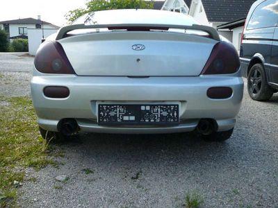 gebraucht Hyundai Coupé Tiburon Sportwagen /