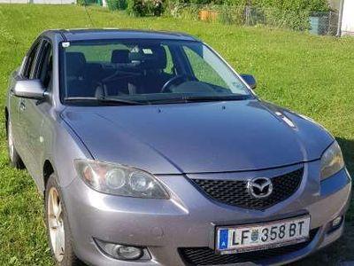 used Mazda 3 1,6i TX