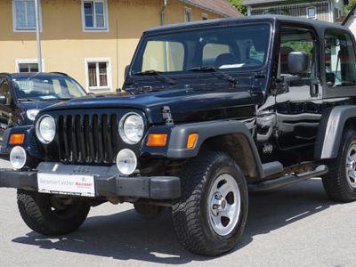 used Jeep Wrangler 2,5 Sport Hard Top SUV / Geländewagen,