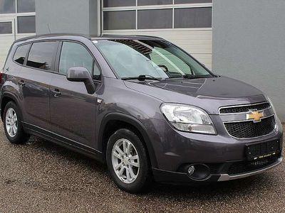 gebraucht Chevrolet Orlando 2,0 ECO LS *7-SITZER* 1.Besitz! Kombi / Family Van