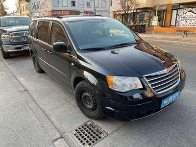 gebraucht Chrysler Grand Voyager Limited 2,8 CRD Aut. Rückfahrkamera Navi