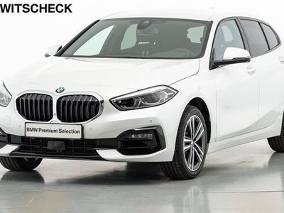 gebraucht BMW 118 i Sport Line NP:€39.996,- Fließheck