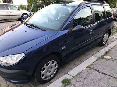 gebraucht Peugeot 206 Sw Kombi / Family Van