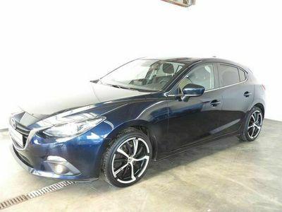 gebraucht Mazda 3 Sport CD150 Attraction Aut.