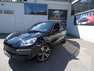 gebraucht Porsche Cayenne Platinum Edition 3,0 ERSTBESITZ!!!