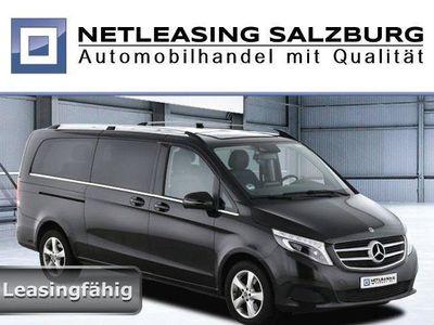 used Mercedes V250 d XL Extralang Avantgarde+8Sz+ILS+Kam+Navi LED