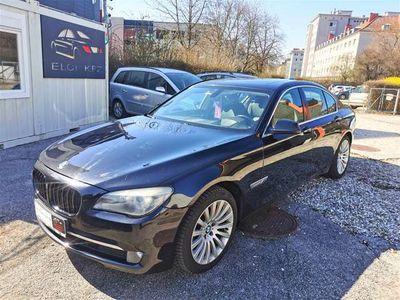 gebraucht BMW 740 7er-Reihe d Aut.++12 MONATE GARANTIE++ Limousine