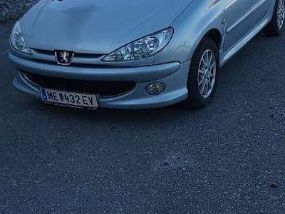 gebraucht Peugeot 206 Platinum Edition 2,0 HDI 90 Klein-/ Kompaktwagen
