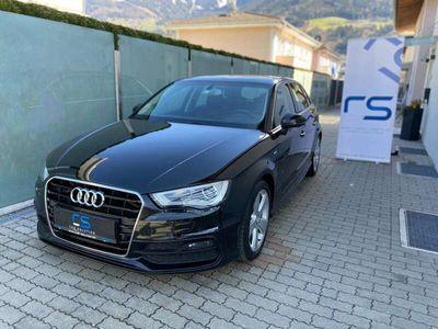 gebraucht Audi A3 2.0Tdi S-line