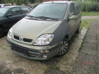 gebraucht Renault Scénic 1,9dti Klein-/ Kompaktwagen,