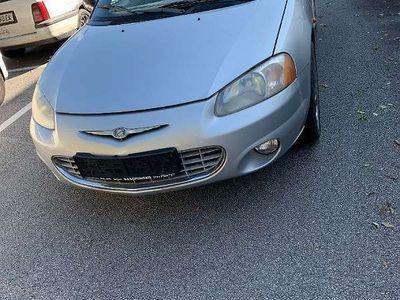gebraucht Chrysler Sebring Cabriolet 2,0 LX