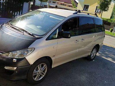 gebraucht Toyota Previa D4D Kombi / Family Van