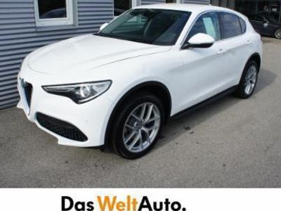 gebraucht Alfa Romeo Stelvio First Edition 2,0 ATX AWD First Edition Light