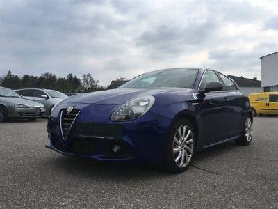 gebraucht Alfa Romeo Giulietta Quadrifoglio Verde 1.750 TBi TCT Limousine,