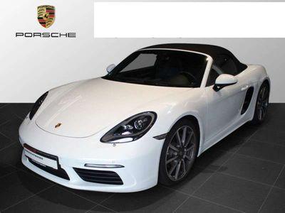 gebraucht Porsche 718 Boxster BoxsterBoxster DSG Cabrio / Roadster,