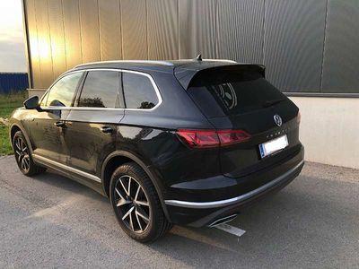 gebraucht VW Touareg 4Motion V6 TDI SCR Elegance Aut. SUV / Geländewagen