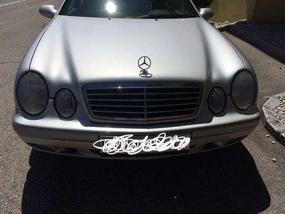 gebraucht Mercedes CLK200 Sportwagen / Coupé,