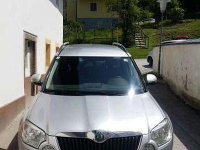 gebraucht Skoda Yeti 2.0 TDI SUV / Geländewagen