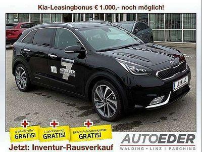 gebraucht Kia Niro 1,6 GDI GPF Hybrid Platin DCT Aut. SUV / Geländewagen