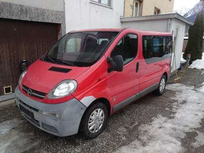 gebraucht Opel Vivaro Combi L1H1 1,9 DTI 2,7t kurz