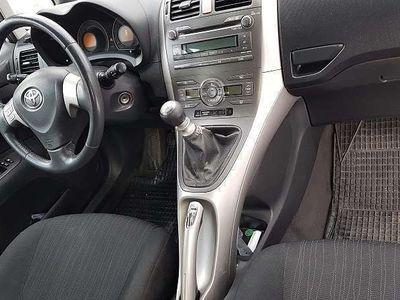 gebraucht Toyota Auris D4D 2,0 Limousine